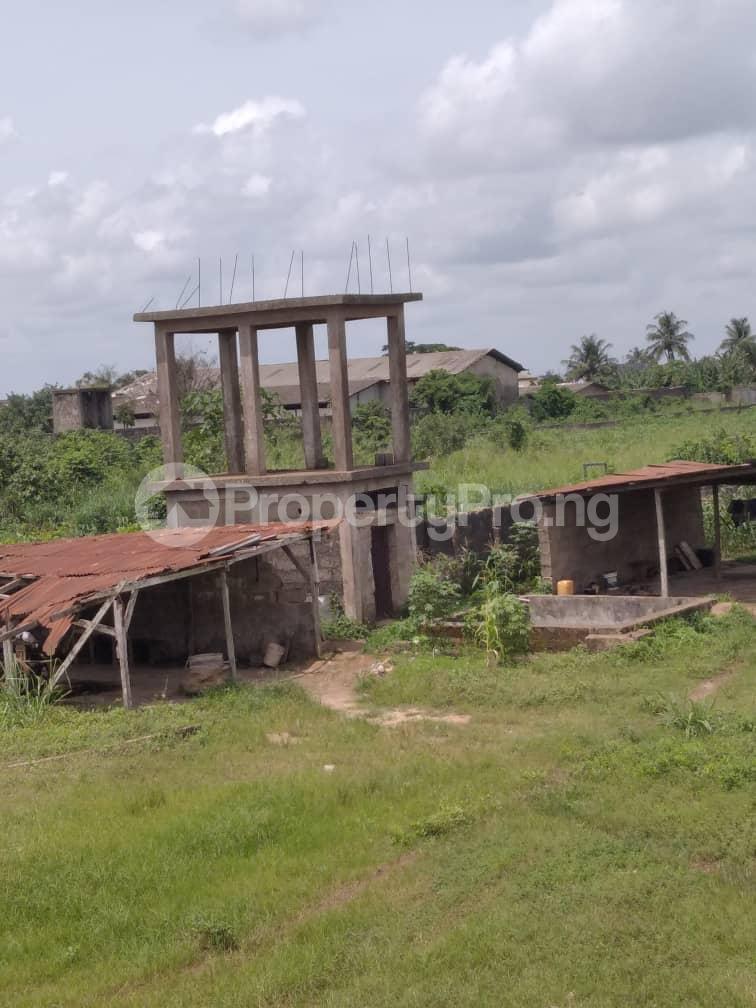 Commercial Land Land for sale 1 Benin road,Imowo Ijebu Ode Ijebu Ogun - 1