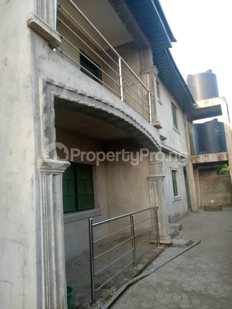 10 bedroom Blocks of Flats House for sale Ofin/oreta Road Igbogbo Ikorodu Igbogbo Ikorodu Lagos - 24