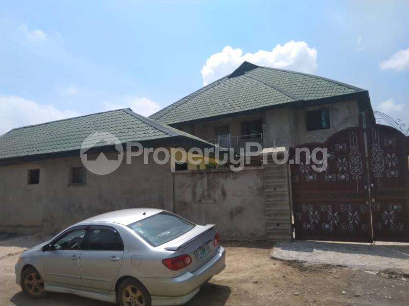10 bedroom Blocks of Flats House for sale Ofin/oreta Road Igbogbo Ikorodu Igbogbo Ikorodu Lagos - 14