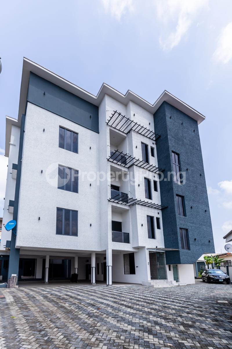 3 bedroom Flat / Apartment for sale Allen avenue  Allen Avenue Ikeja Lagos - 1