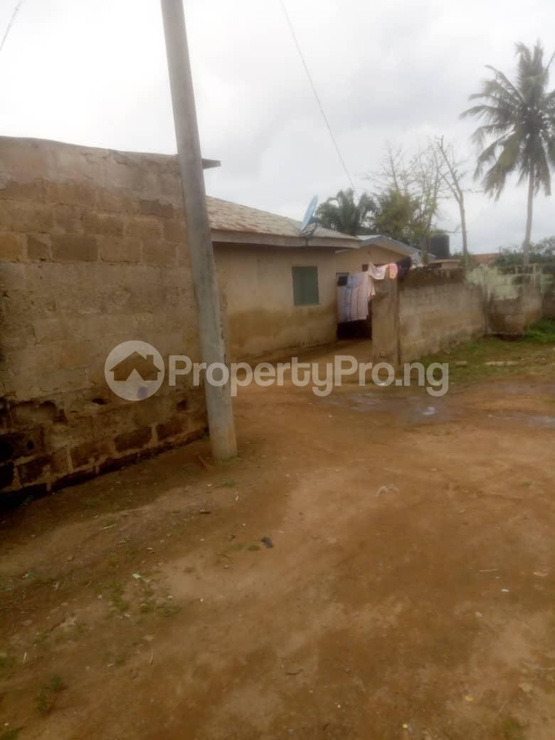 House for sale At Ijomimo School At Ijoka Very Close To The Main Road Akure Ondo - 1