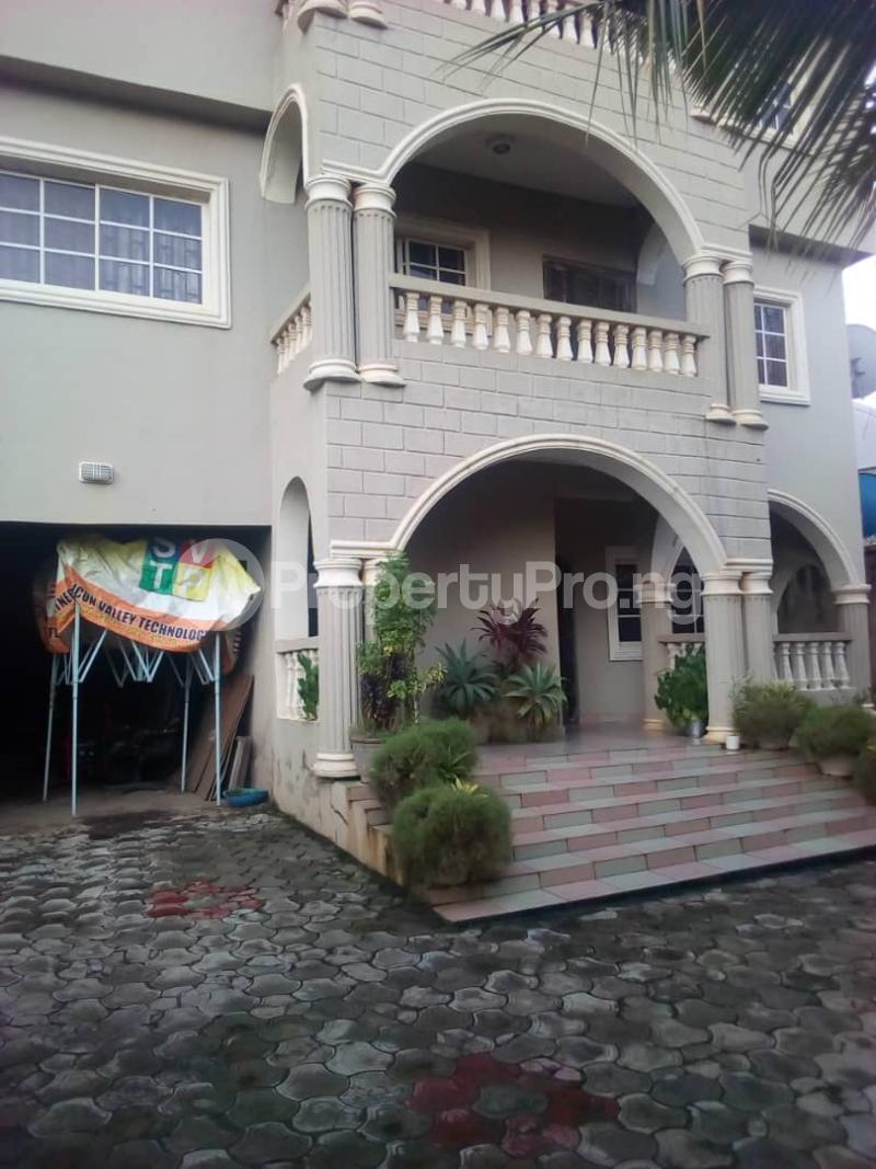 House for sale Ijapo Estate Akure, Ondo State Akure Ondo - 0