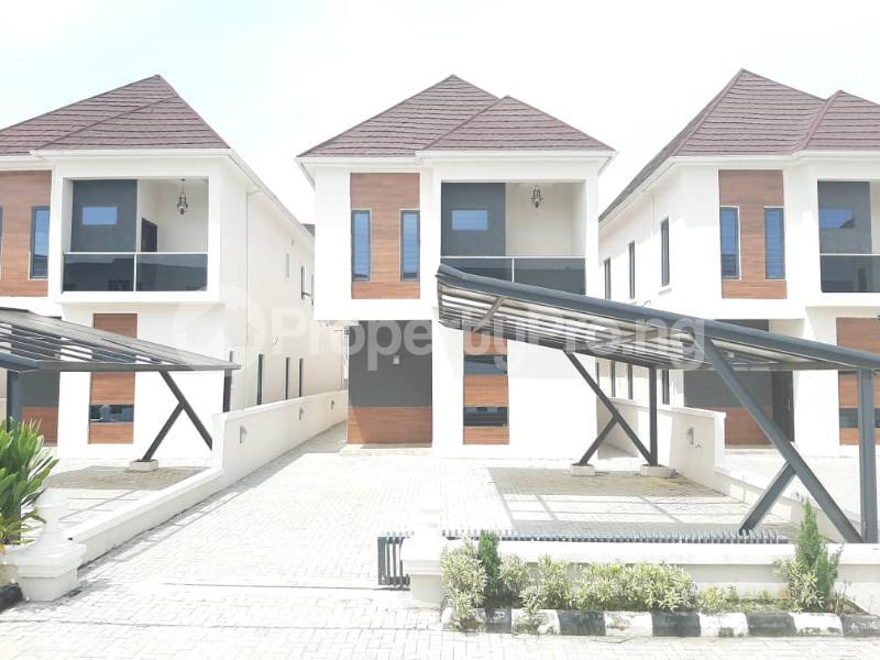 5 bedroom Detached Duplex House for sale Off orchid hotel chevron Lekki Lagos - 9