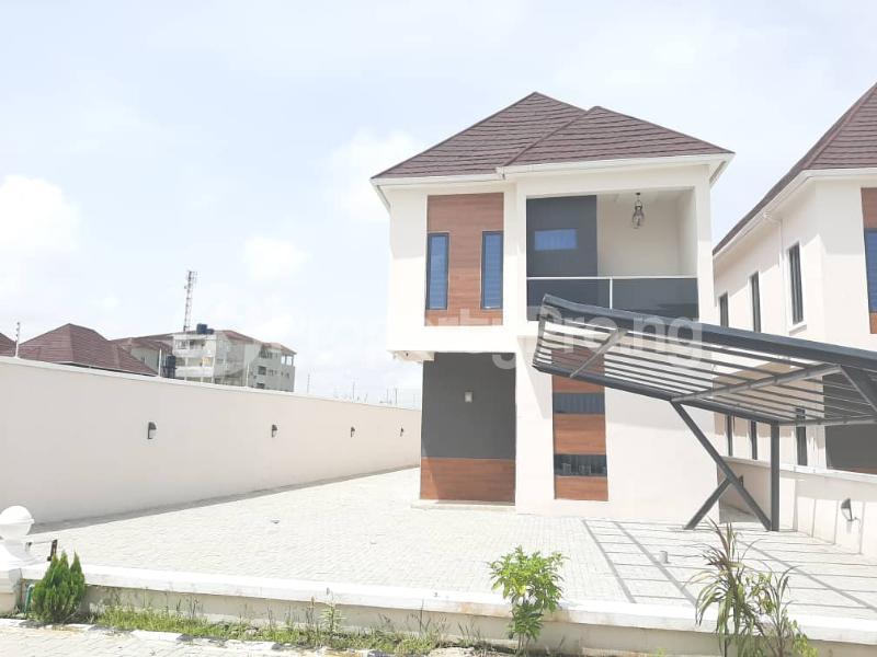 5 bedroom Detached Duplex House for sale Off orchid hotel chevron Lekki Lagos - 2