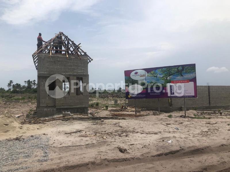 Residential Land Land for sale Lepia Town Ibeju-Lekki Lagos - 1