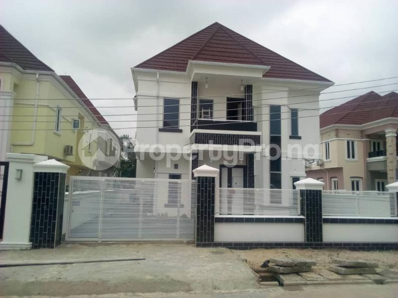 5 bedroom Detached Duplex House for sale Crown Estate Majek Sangotedo Lagos - 0