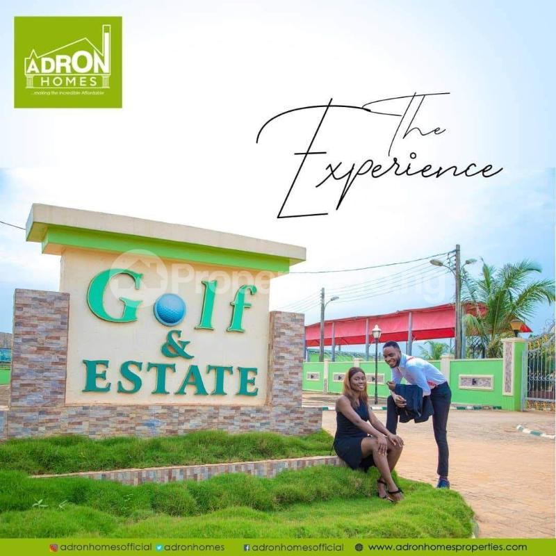 Residential Land Land for sale Golf & Estate, Treasure Park and Garden Remo North Ogun - 0