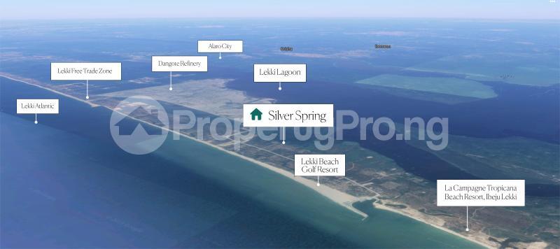 Residential Land Land for sale Free Trade Zone Ibeju-Lekki Lagos - 3