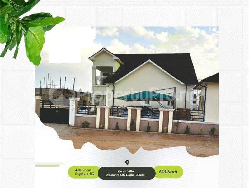 Residential Land for sale Opposite Dunamis Glory Dome Airport Road Lugbe Abuja - 0