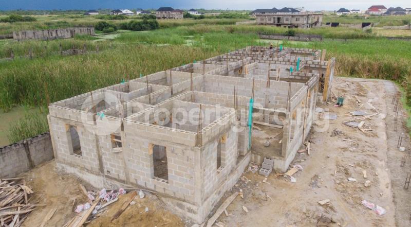 Residential Land Land for sale Opengate Villa Oko-Ado Sangotedo Ajah Lagos - 4