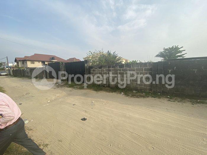 Land for sale Olokonla Ajah Lagos - 0