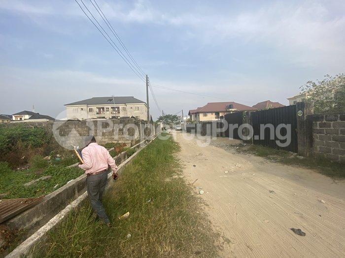 Land for sale Olokonla Ajah Lagos - 1