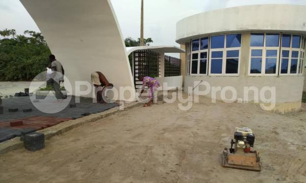 4 bedroom Show Room Commercial Property for sale Abijo Gra, Ajah, Lagos Coker Road Ilupeju Lagos - 9