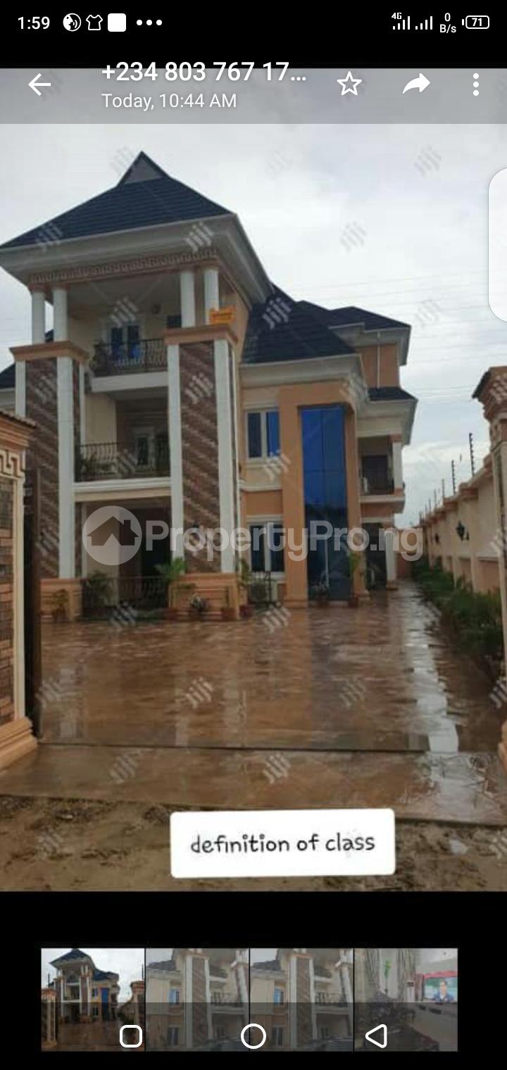 6 bedroom Detached Duplex House for sale Odili road trans Amadi Obio-Akpor Rivers - 0