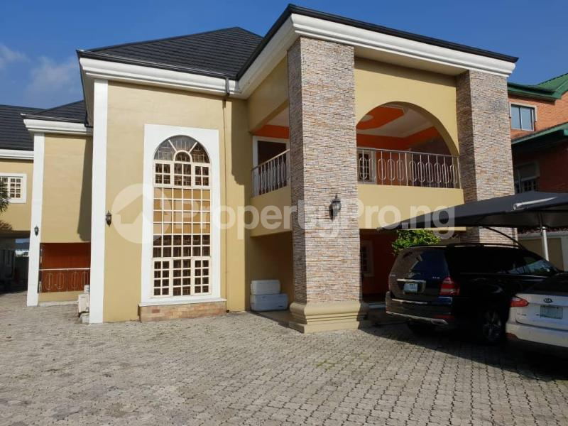 6 bedroom Detached Duplex House for sale Gra phase 2  Obio-Akpor Rivers - 2