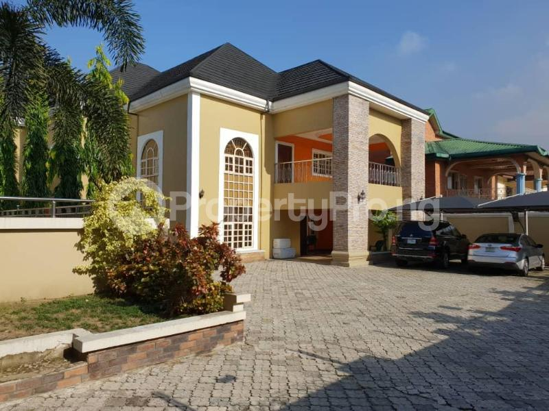 6 bedroom Detached Duplex House for sale Gra phase 2  Obio-Akpor Rivers - 1