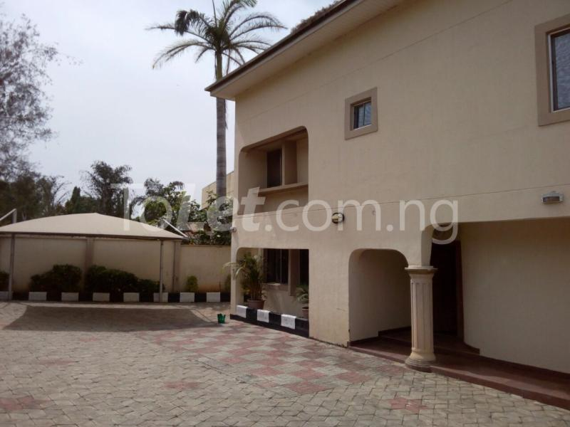 6 bedroom House for rent Colorado Street,of Ministers Hill Maitama Phase 1 Abuja - 0