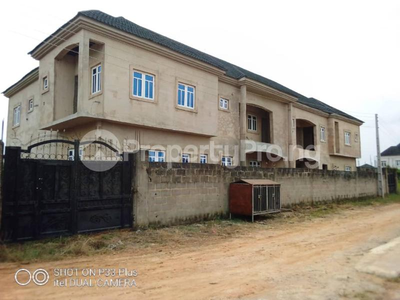 House for sale Statistics Estate Besides Property Mart Estate, Before Arepo, Wawa.  Arepo Arepo Ogun - 3