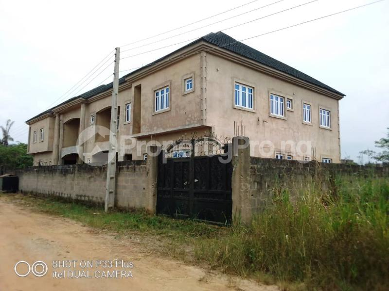 House for sale Statistics Estate Besides Property Mart Estate, Before Arepo, Wawa.  Arepo Arepo Ogun - 1
