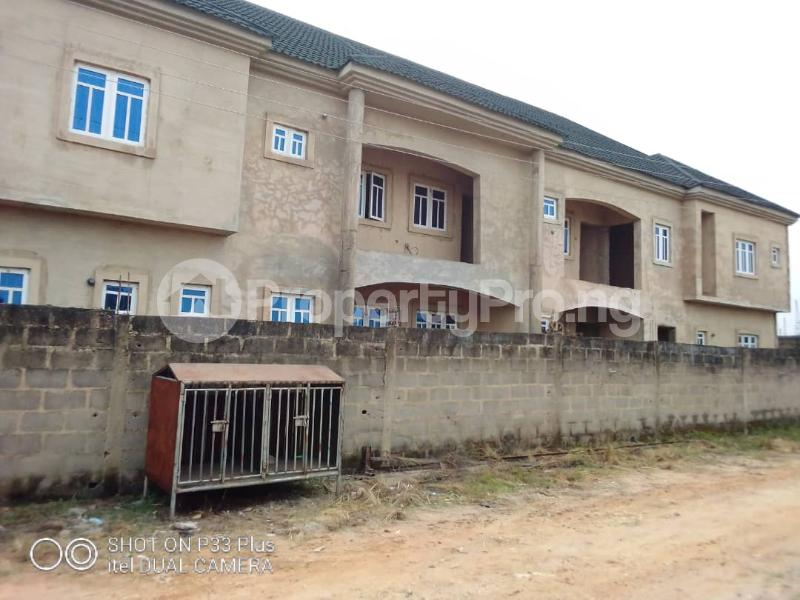 House for sale Statistics Estate Besides Property Mart Estate, Before Arepo, Wawa.  Arepo Arepo Ogun - 0