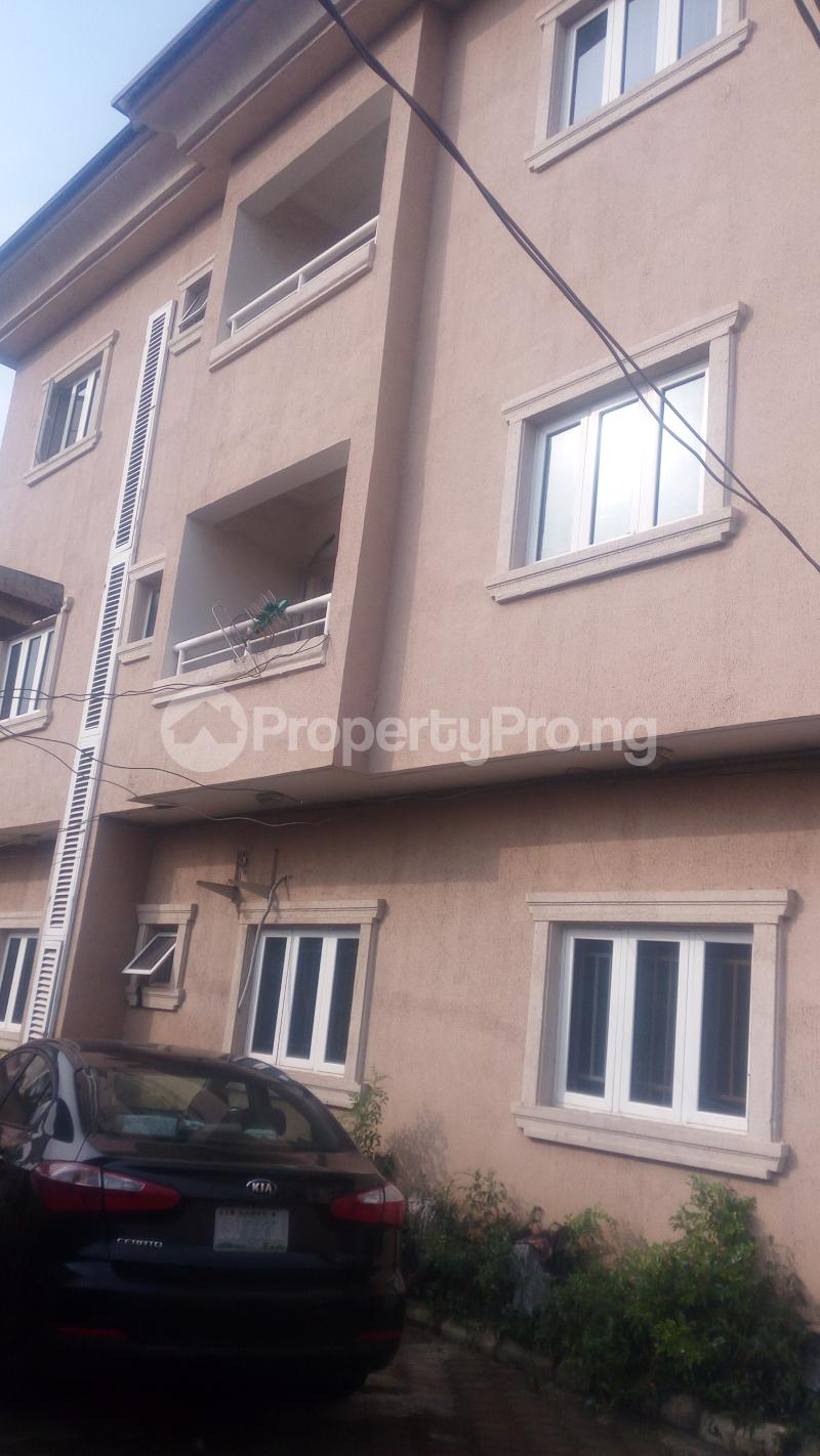 3 bedroom Flat / Apartment for sale Ajao Estate Isolo. Lagos Mainland  Ajao Estate Isolo Lagos - 0