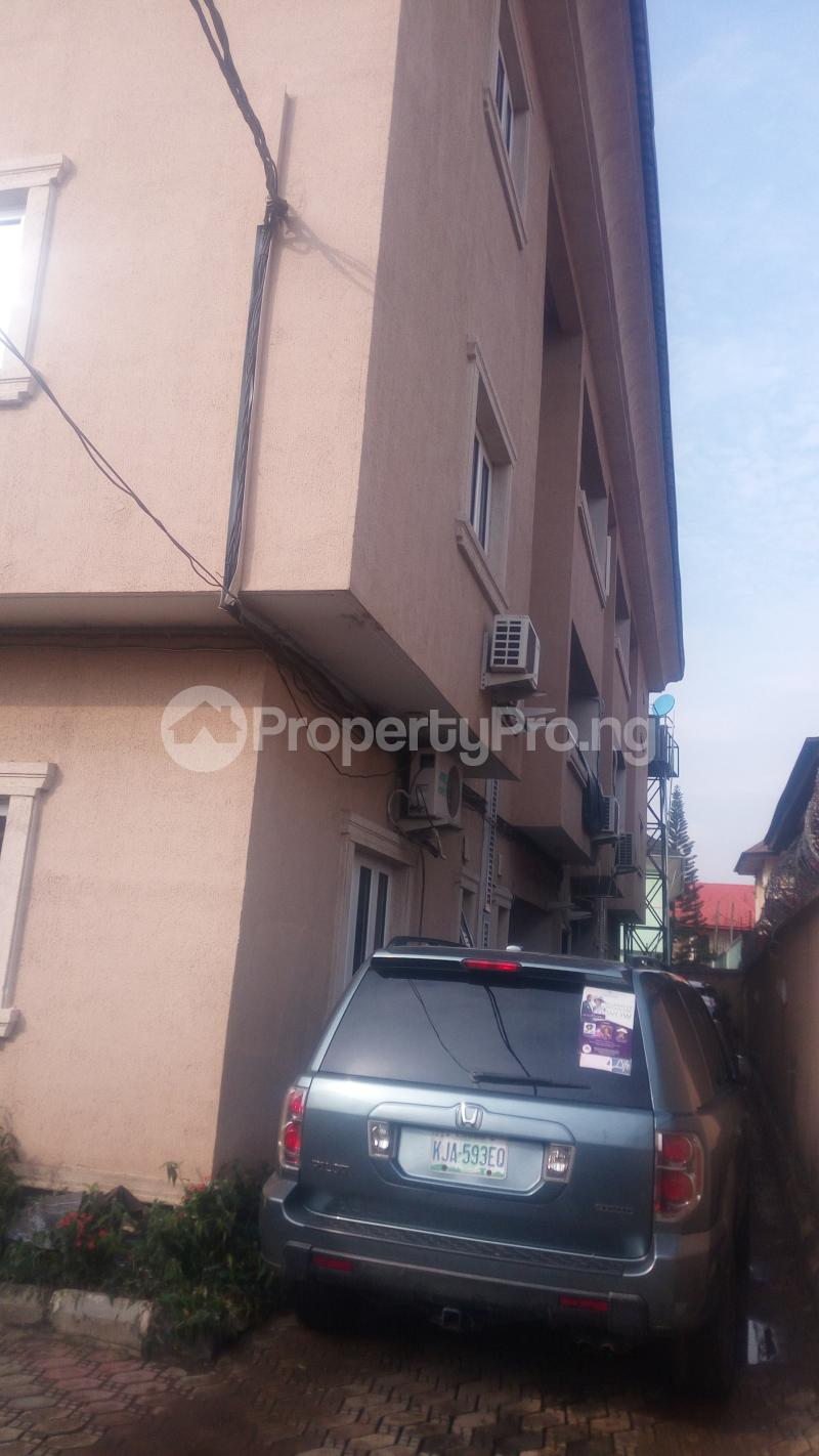 3 bedroom Flat / Apartment for sale Ajao Estate Isolo. Lagos Mainland  Ajao Estate Isolo Lagos - 1