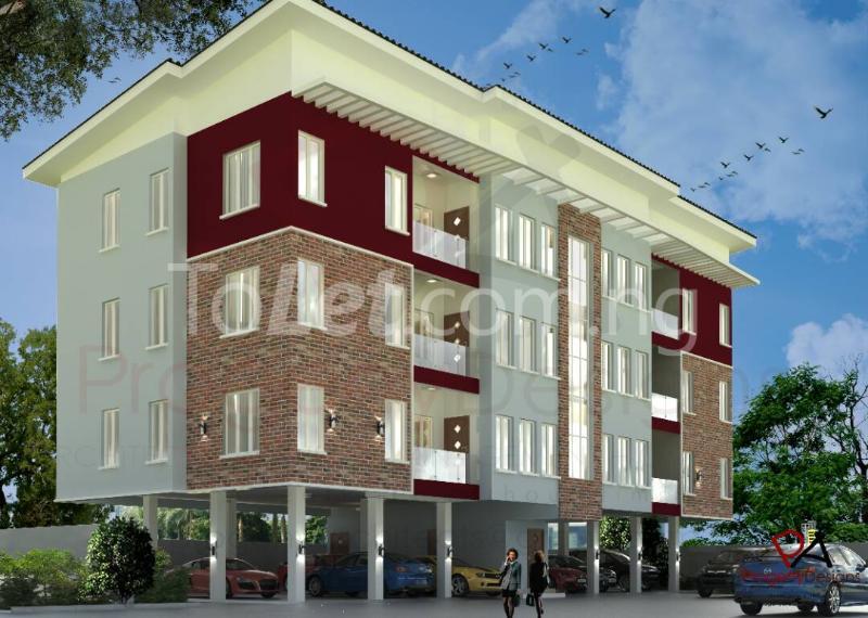 3 bedroom Flat / Apartment for sale Off Jacob Mews Estate Alagomeji Yaba Lagos - 0