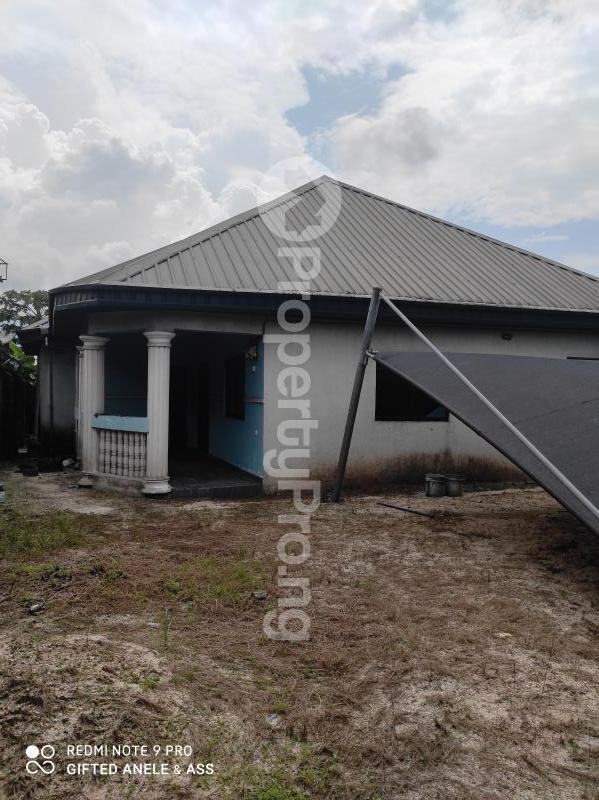 4 bedroom Detached Bungalow House for sale Pipeline Rd Estate Rupkpokwu Port Harcourt Rivers - 2