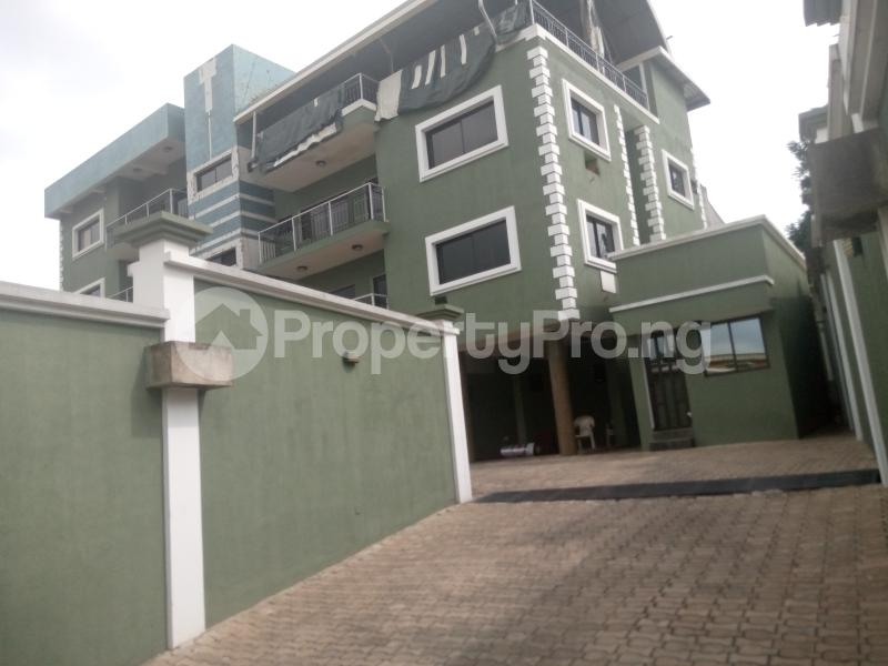 3 bedroom Boys Quarters for rent Omodara Street Awuse Estate Opebi Ikeja Lagos - 0