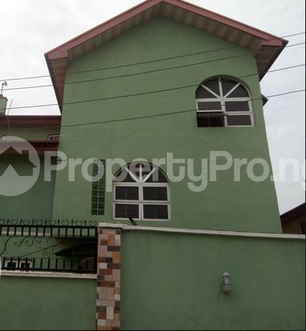 7 bedroom Detached Duplex for sale 4 Canal View Layout Ajao Estate Ajao Estate Isolo Lagos - 1