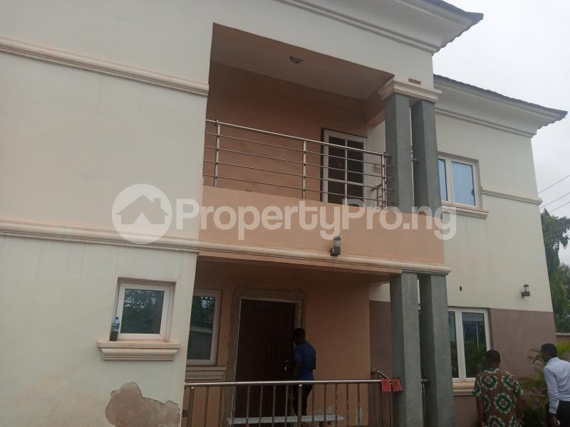 7 bedroom Detached Duplex House for sale Close to Junior staff quarters, GRA  Asaba Delta - 2