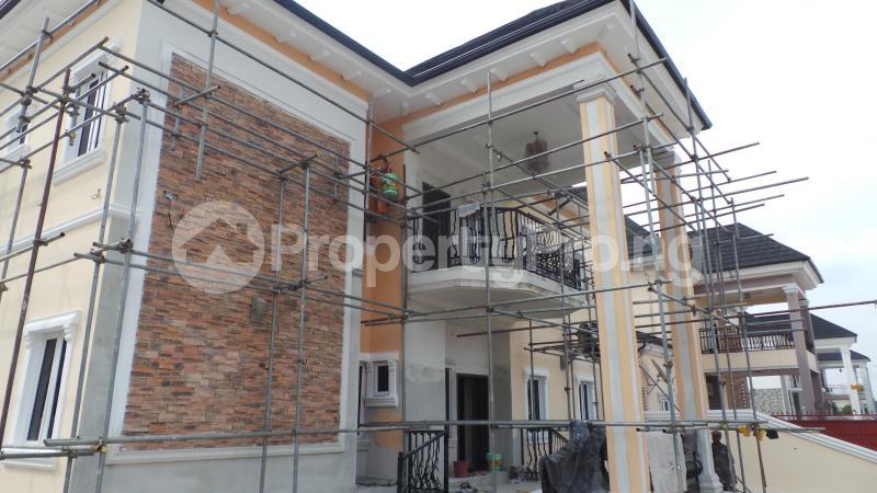 6 bedroom Detached Duplex House for sale Harmony Estate NAF base Eliozu Port Harcourt Rivers - 19