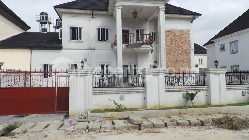 6 bedroom Detached Duplex House for sale Harmony Estate NAF base Eliozu Port Harcourt Rivers - 22