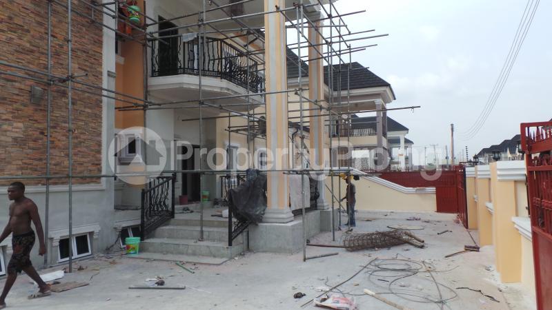 6 bedroom Detached Duplex House for sale Harmony Estate NAF base Eliozu Port Harcourt Rivers - 18