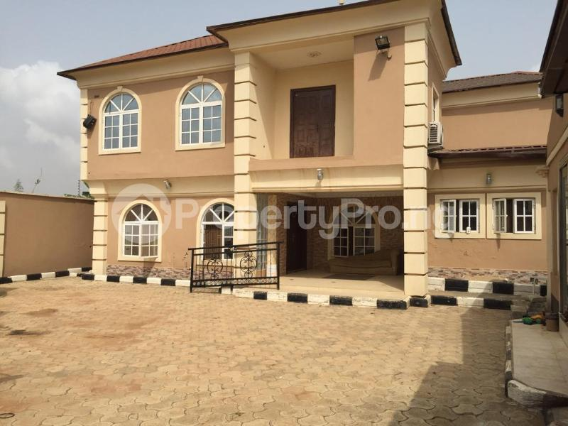 7 bedroom Detached Duplex for sale Oke Aro, Ifo Ogun - 0
