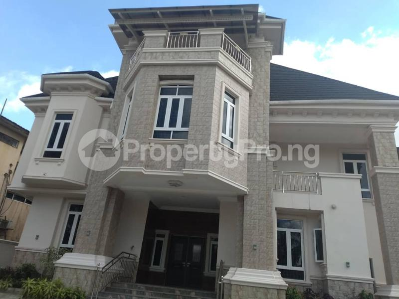 7 bedroom Detached Duplex House for sale Maitama Abuja - 2
