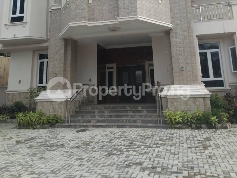 7 bedroom Detached Duplex House for sale Maitama Abuja - 4