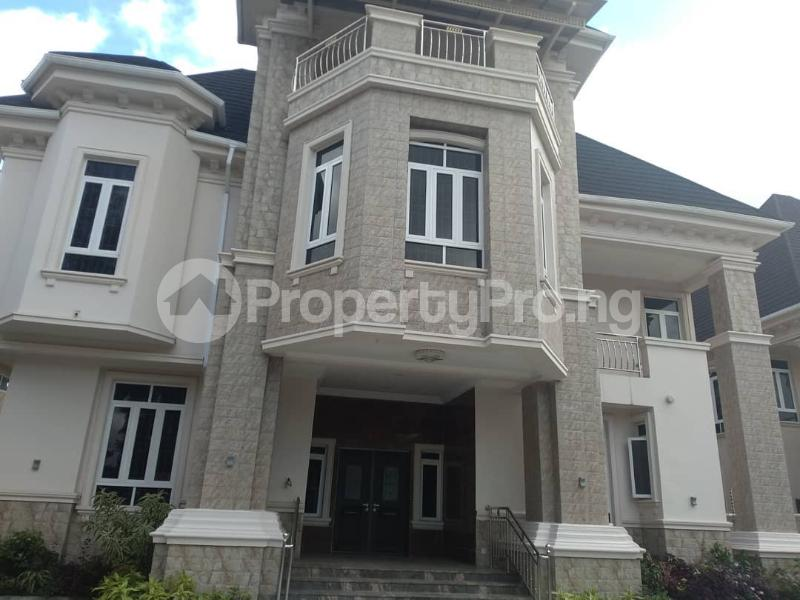 7 bedroom Detached Duplex House for sale Maitama Abuja - 1
