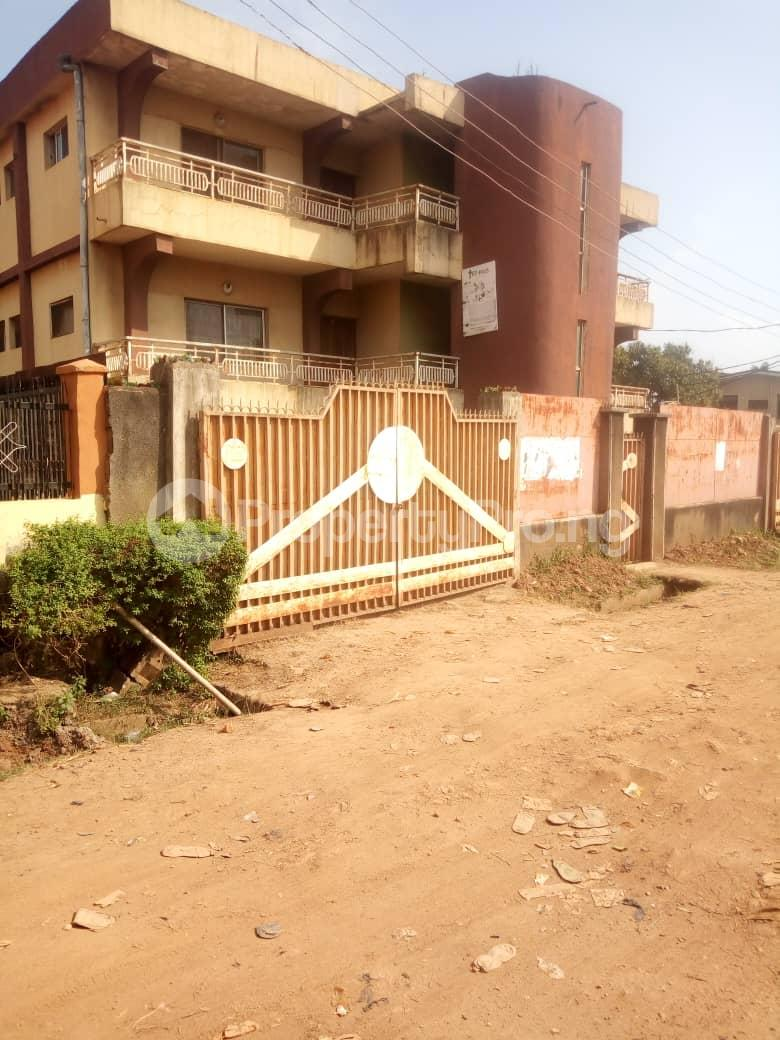 3 bedroom Commercial Property for sale New gbagi market old ife road Iwo Rd Ibadan Oyo - 4