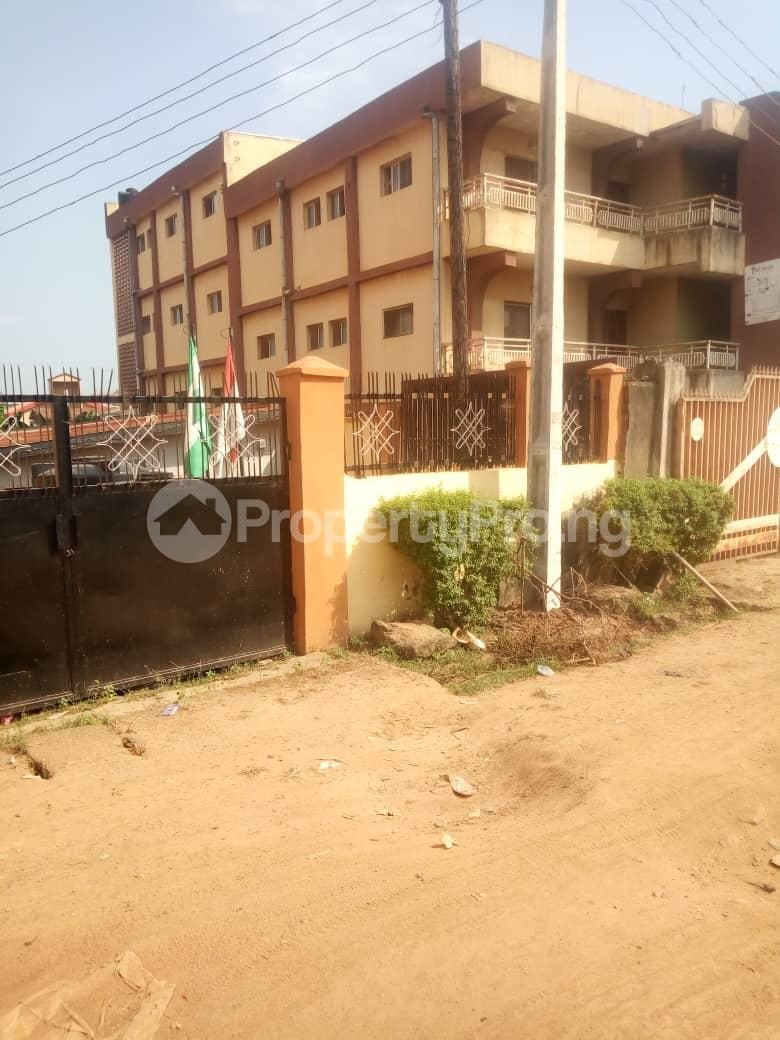 3 bedroom Commercial Property for sale New gbagi market old ife road Iwo Rd Ibadan Oyo - 0