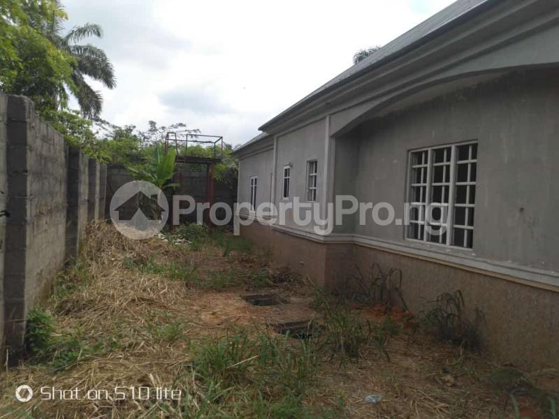 4 bedroom Detached Bungalow for sale Located In Owerri Owerri Imo - 1