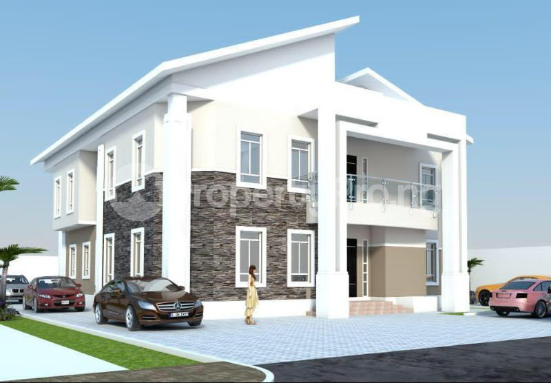 5 bedroom Residential Land for sale Behind Naf Valley, Asokoro 2, Asokoro Abuja - 1