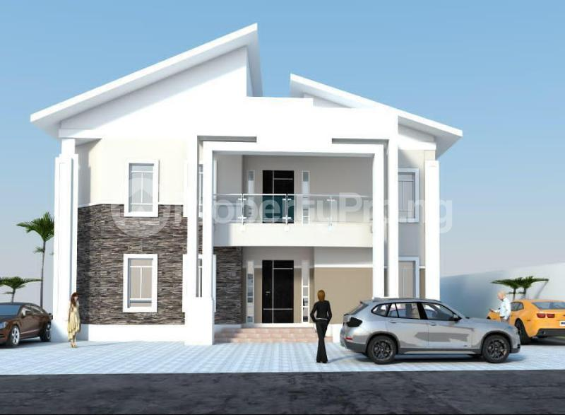 5 bedroom Residential Land for sale Behind Naf Valley, Asokoro 2, Asokoro Abuja - 3