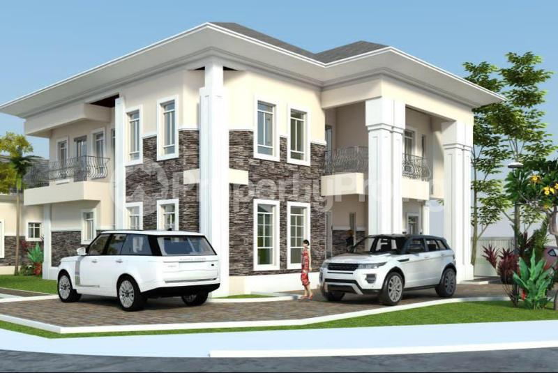 5 bedroom Residential Land for sale Behind Naf Valley, Asokoro 2, Asokoro Abuja - 2