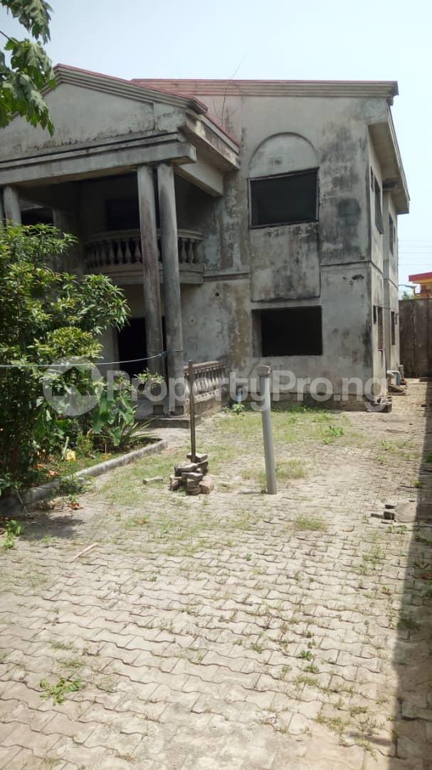 7 bedroom Detached Duplex House for sale Off Adeniran ogunsanya  Adeniran Ogunsanya Surulere Lagos - 4