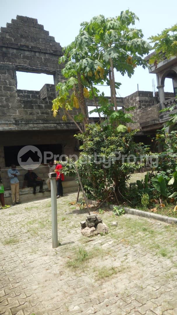 7 bedroom Detached Duplex House for sale Off Adeniran ogunsanya  Adeniran Ogunsanya Surulere Lagos - 3