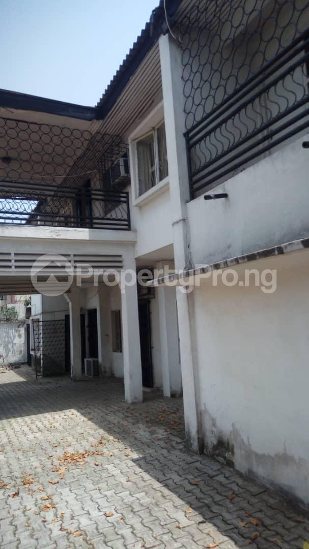 7 bedroom Detached Duplex House for sale Off Adeniran ogunsanya  Adeniran Ogunsanya Surulere Lagos - 2