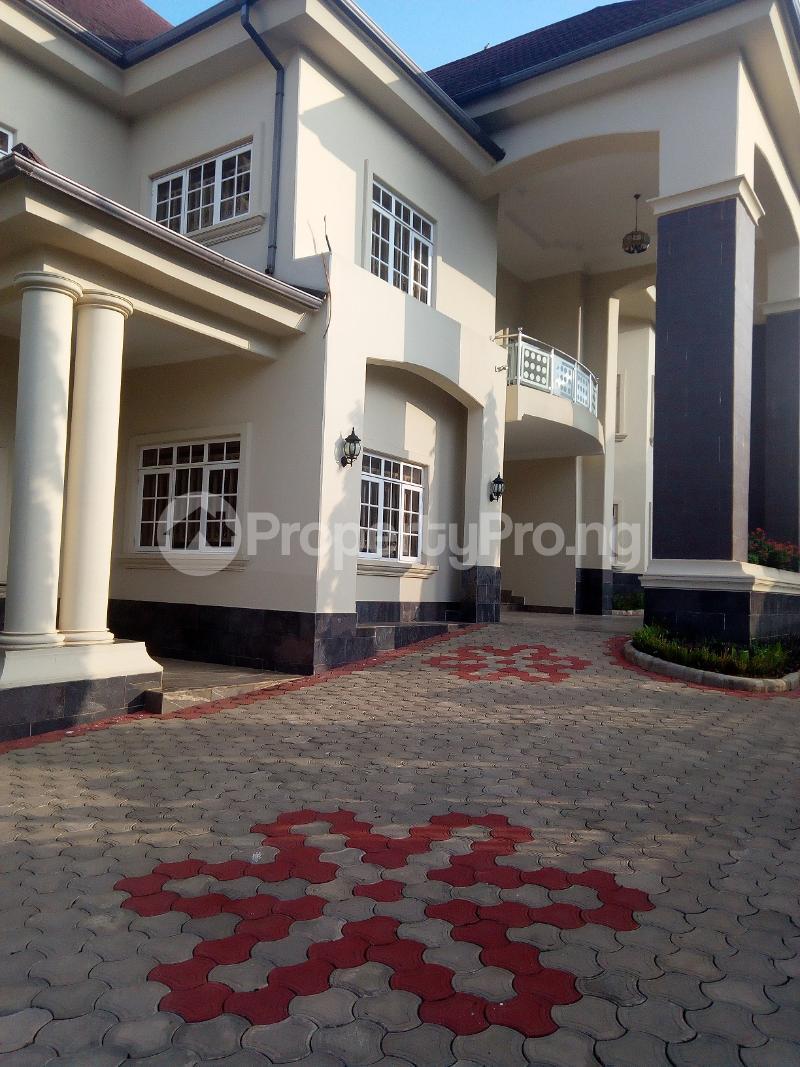 10 bedroom Massionette House for sale Maitama Abuja - 0