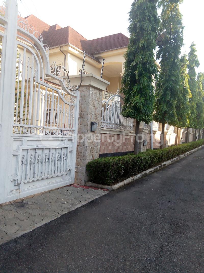 10 bedroom Massionette House for sale Maitama Abuja - 4