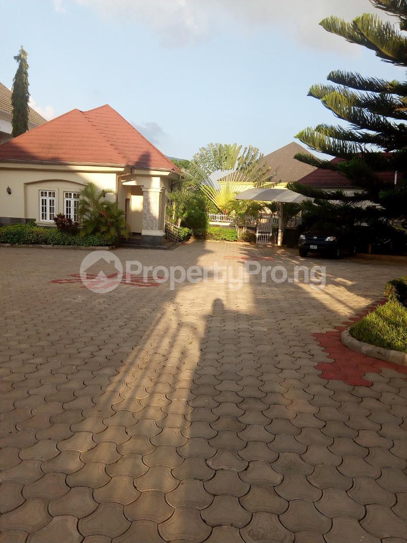10 bedroom Massionette House for sale Maitama Abuja - 5
